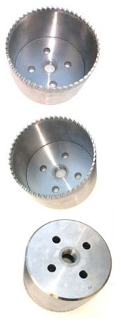 Custom Manufacturing of Carbide Tipped Hole Saws
