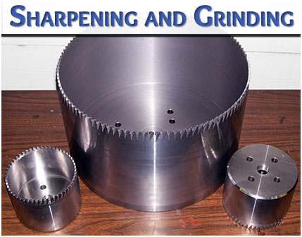 Sharpening and Grinding